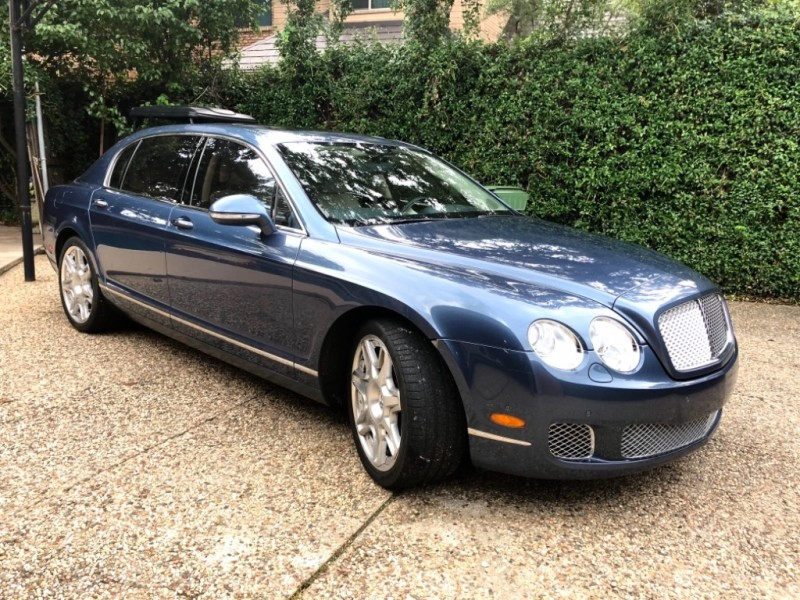 Bentley Continental Flying Spur 2010 price $80,000