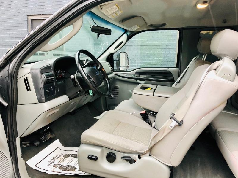 Ford Super Duty F-250 2007 price $7,500