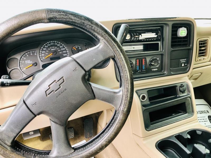 Chevrolet Silverado 1500 2004 price $5,500