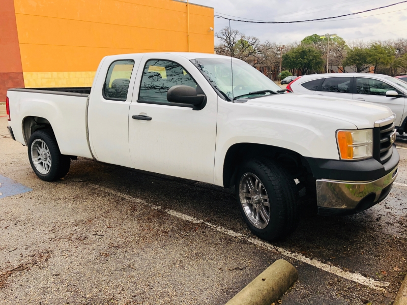 GMC Sierra 1500 2013 price $7,995