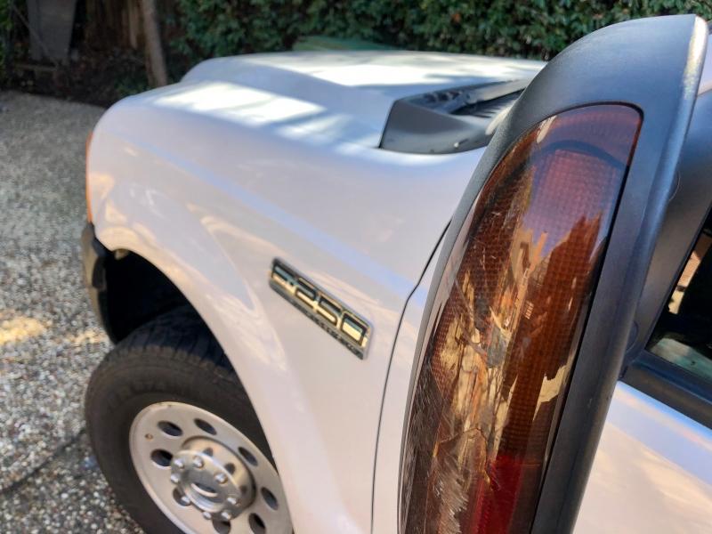 Ford Super Duty F-250 2007 price $7,300