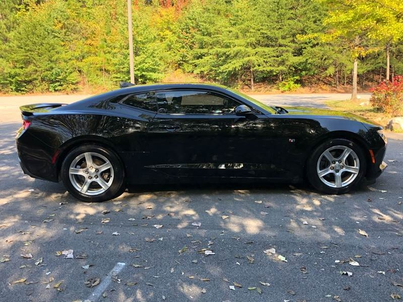 Chevrolet Camaro 2016 price $14,980