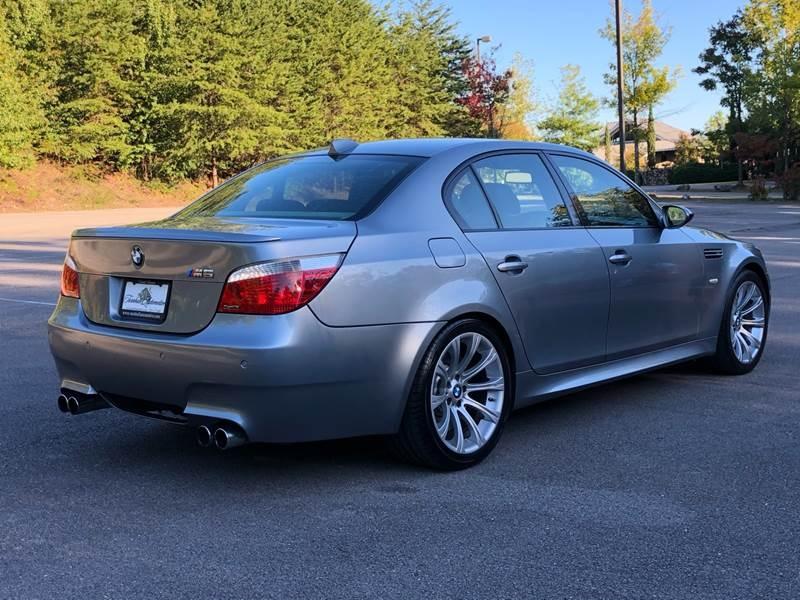 BMW M5 2007 price $19,980