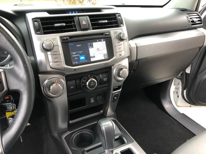 Toyota 4Runner 2015 price $25,980