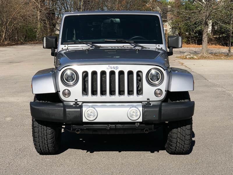 Jeep Wrangler 2015 price $21,980