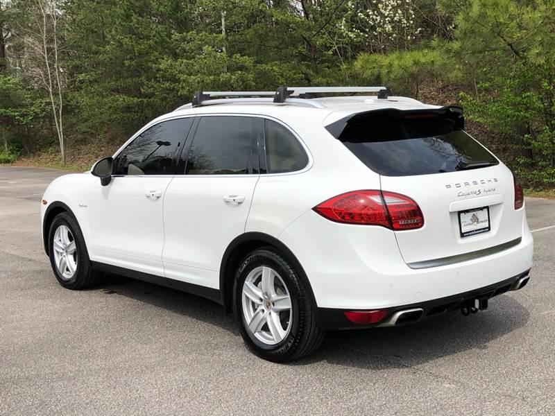 Porsche Cayenne 2012 price $18,980