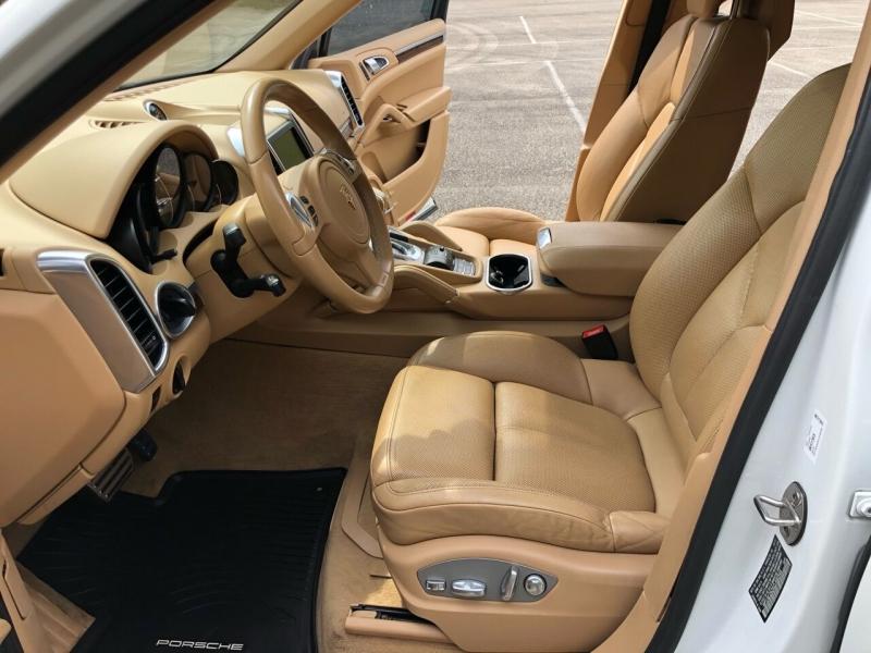 Porsche Cayenne 2012 price $17,980