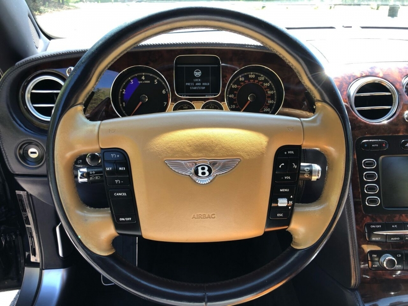 Bentley Continental 2006 price $28,980