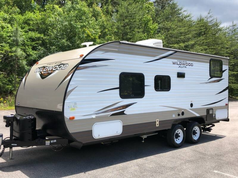 Forest River Wildwood XLITE 2019 price $12,980
