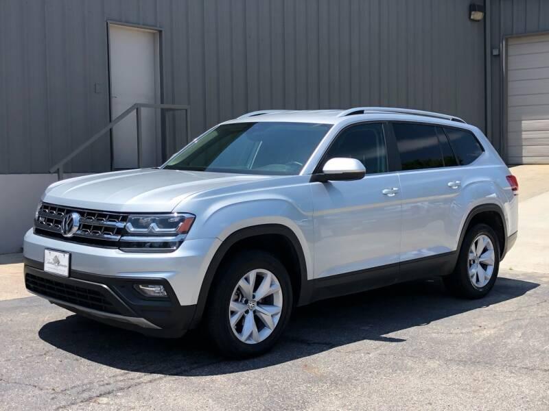 Volkswagen Atlas 2019 price $21,980