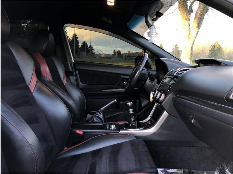 SUBARU WRX 2017 price $27,950