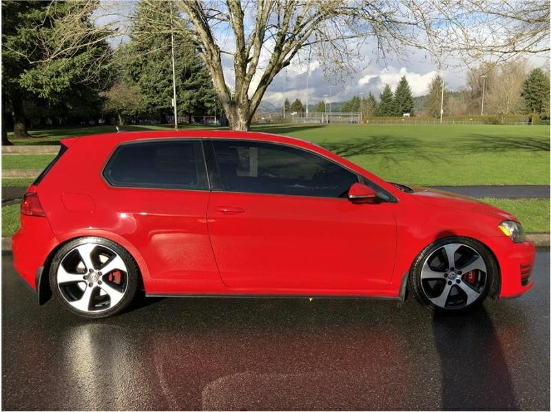 VOLKSWAGEN GOLF GTI 2015 price $12,750