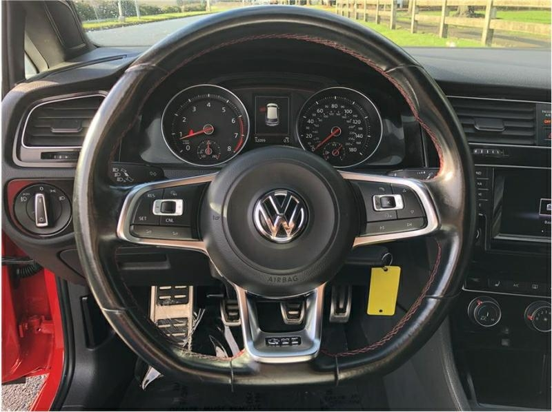 VOLKSWAGEN GOLF GTI 2015 price $13,250