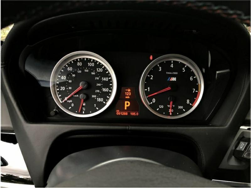 BMW X6 M 2012 price $23,495