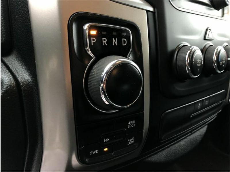 RAM 1500 CREW CAB 2018 price $23,750