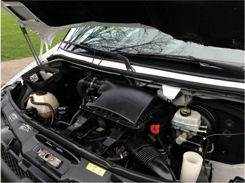 MERCEDES-BENZ SPRINTER 2500 C 2013 price $21,950