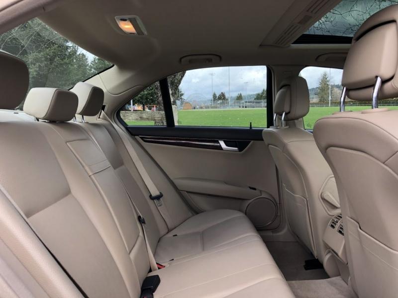 Mercedes-Benz C-CLASS 2013 price $12,750
