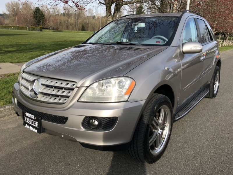 MERCEDES-BENZ ML 2007 price $6,995