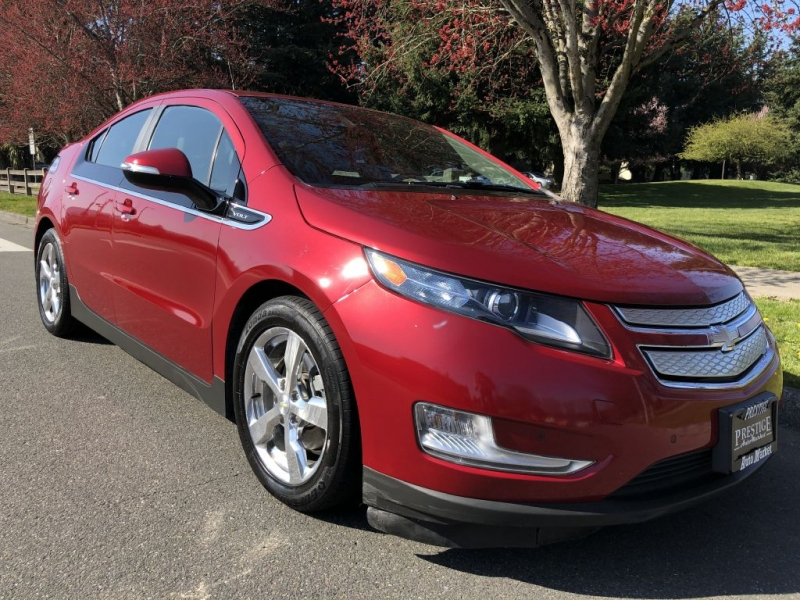 CHEVROLET VOLT 2013 price $8,450
