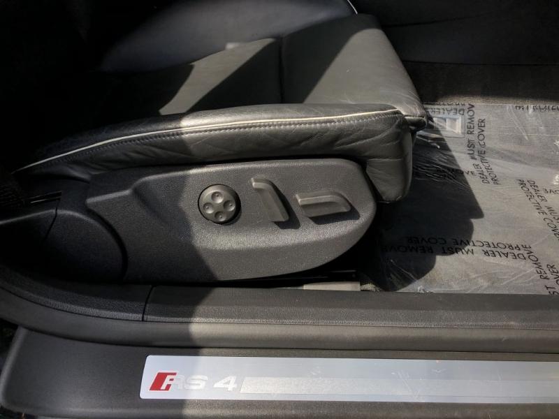 AUDI RS4 2007 price $27,995