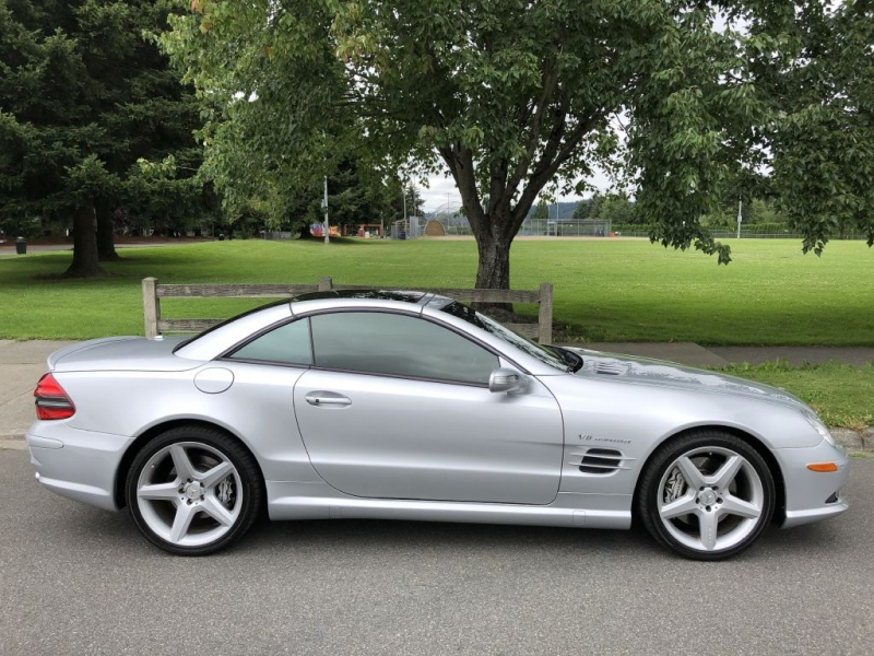 MERCEDES-BENZ SL 2008 price $28,995