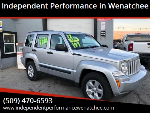Jeep Liberty 2012 price $9,288