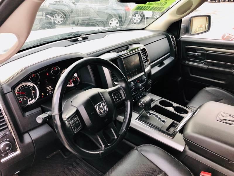 Dodge Ram 1500 2013 price $19,999