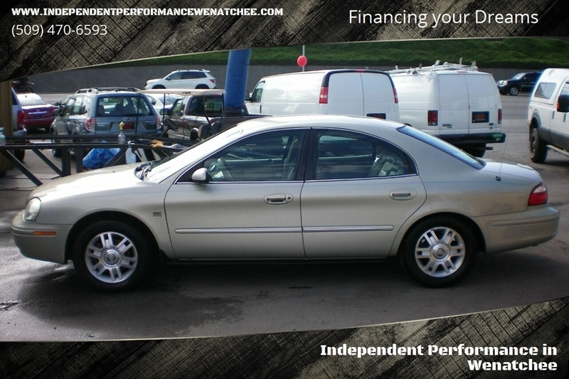 Mercury Sable 2004 price $2,199