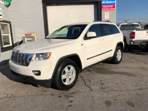 Jeep Grand Cherokee 2011 price $13,227