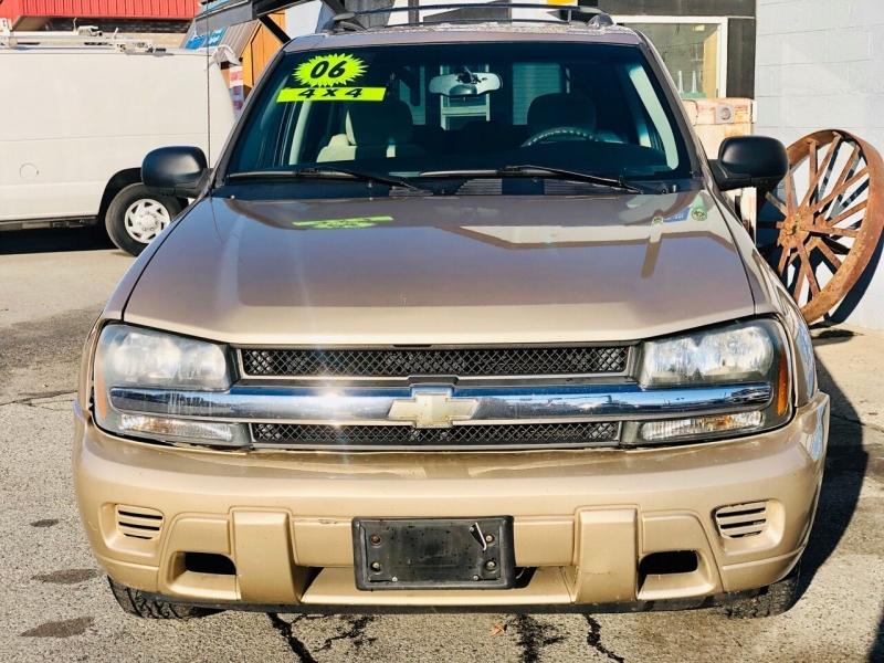Chevrolet TrailBlazer 2006 price $5,599