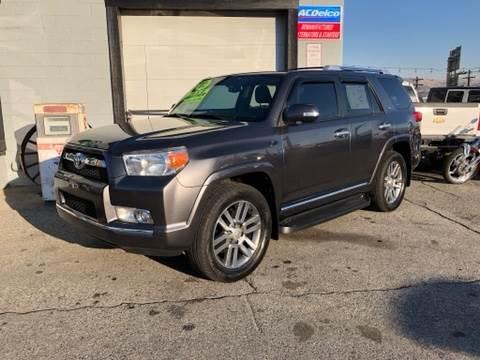 Toyota 4Runner 2012 price $19,999