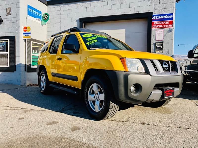 Nissan Xterra 2007 price $8,995