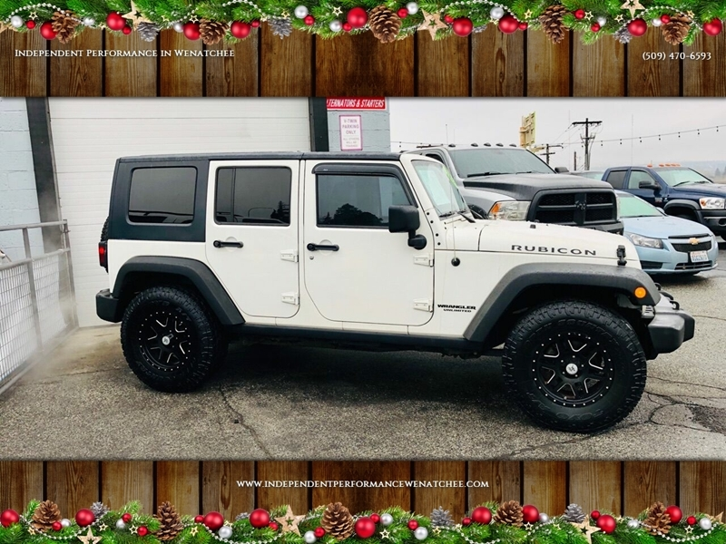 Jeep Wrangler Unlimited 2009 price $19,999