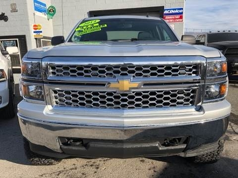 Chevrolet Silverado 1500 2014 price $26,999