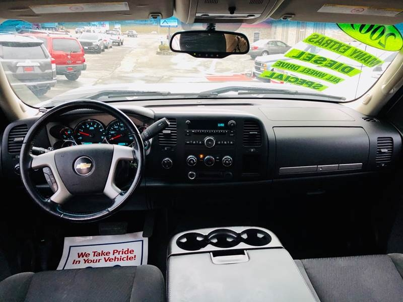 Chevrolet Silverado 2500HD 2009 price $27,999