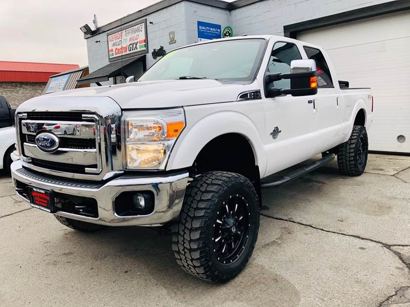 Ford F-250 Super Duty 2011 price $27,999