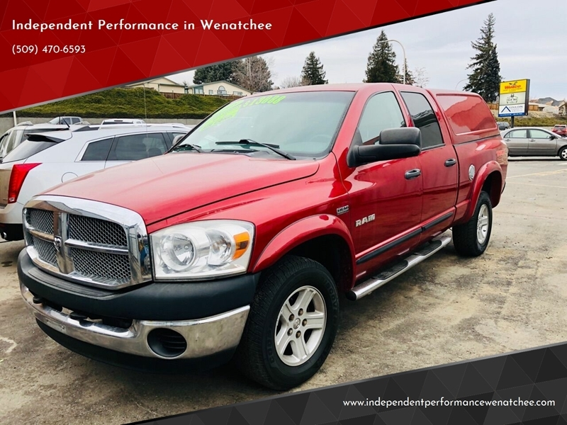 Dodge Ram Pickup 1500 2008 price $12,999