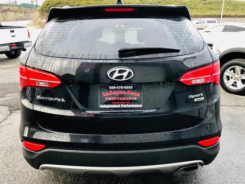 Hyundai Santa Fe Sport 2014 price $12,999