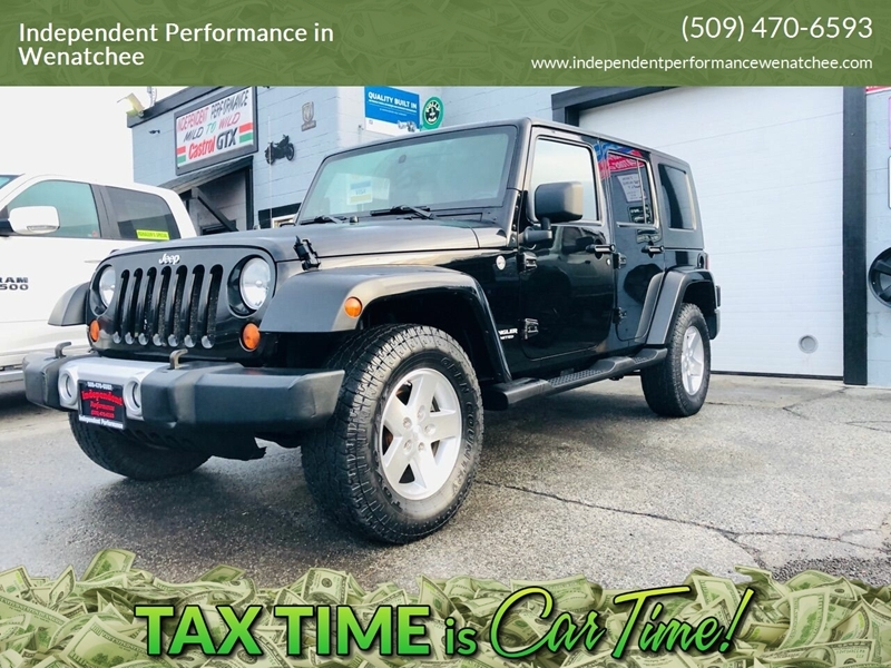 Jeep Wrangler Unlimited 2008 price $14,999