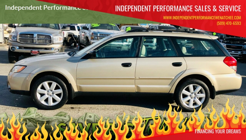 Subaru Outback 2008 price $7,495