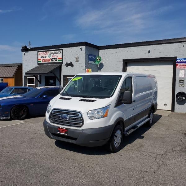 Ford Transit Cargo 2015 price $18,503