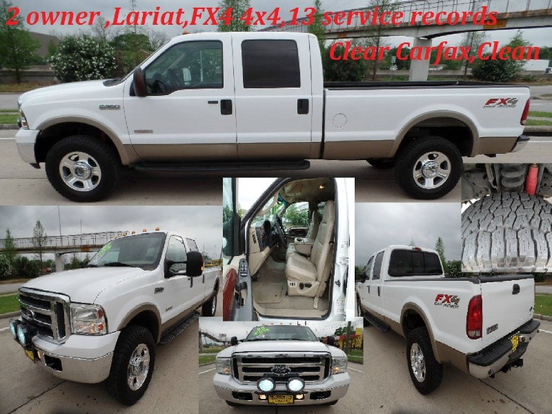 Ford Super Duty F-350 SRW 2005 price $10,990