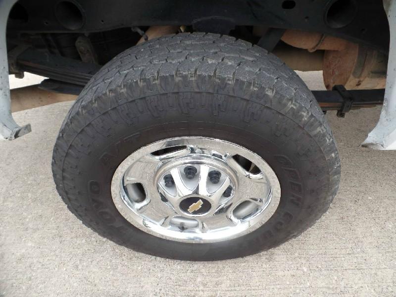 Chevrolet Silverado 2500HD 2013 price $14,998