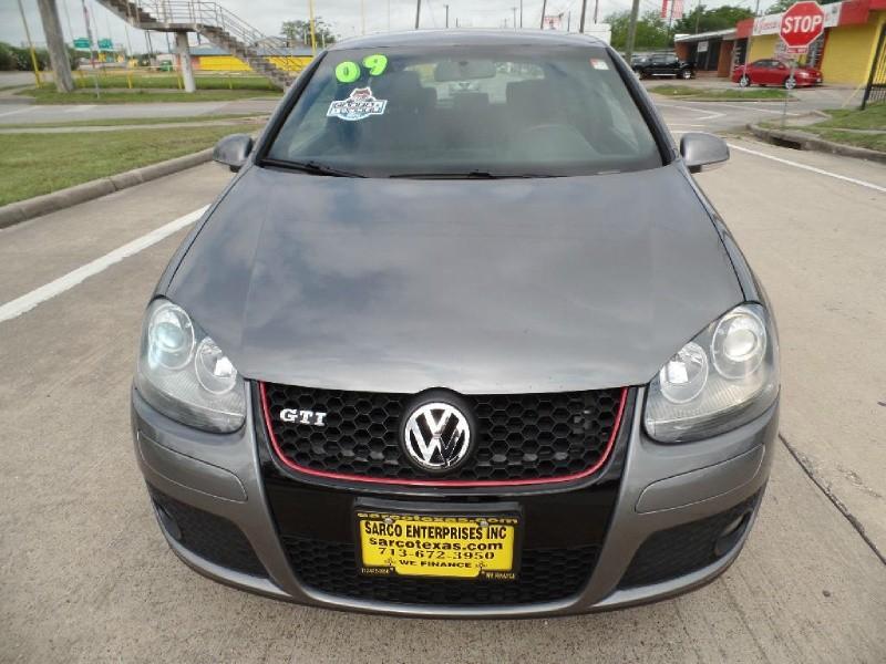 Volkswagen GTI 2009 price $4,998