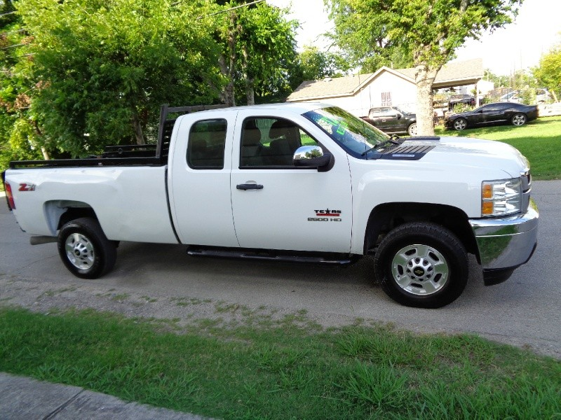Chevrolet Silverado 2500HD 2012 price $14,998