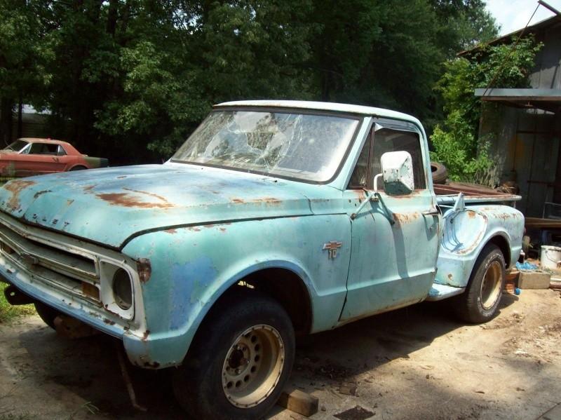 Chevrolet C10 STEPSIDE 1967 price $5,990
