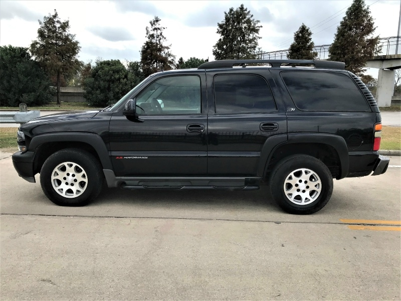 Chevrolet Tahoe 2004 price $4,998