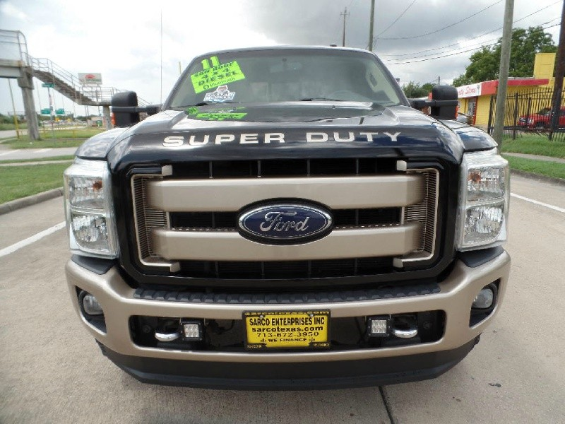 Ford Super Duty F-250 SRW 2011 price $29,980