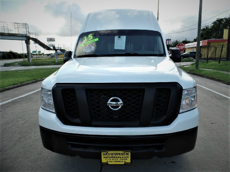 Nissan NV 2015 price $12,998