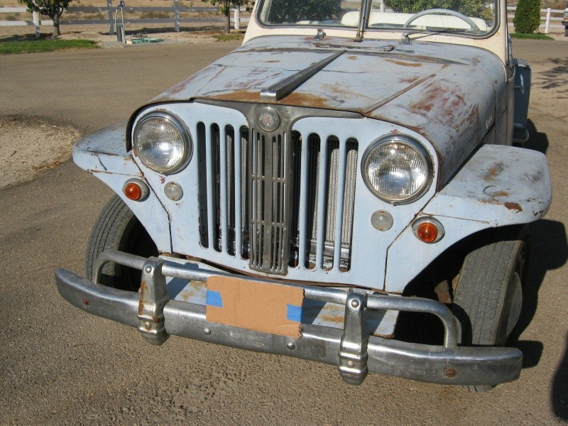 Jeep jeepster vj2 1949 price $9,990